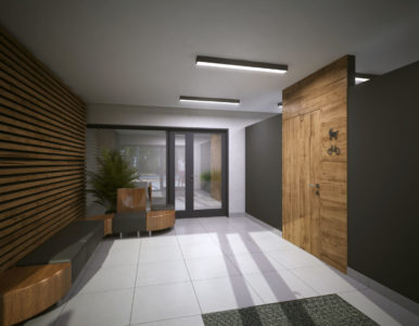 Grand House - wejście 1