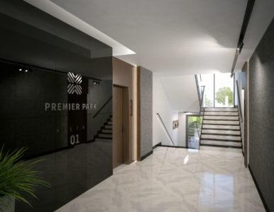 Villa Class - korytarz 1