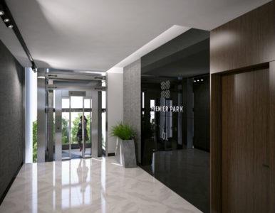 Villa Class - korytarz