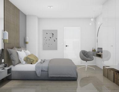 Grand House MA3 sypialnia