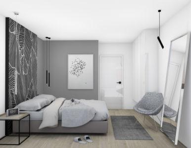 Grand House MA4 sypialnia