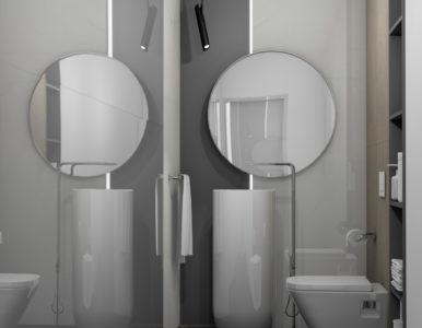 Villa Class D1M1_toaleta